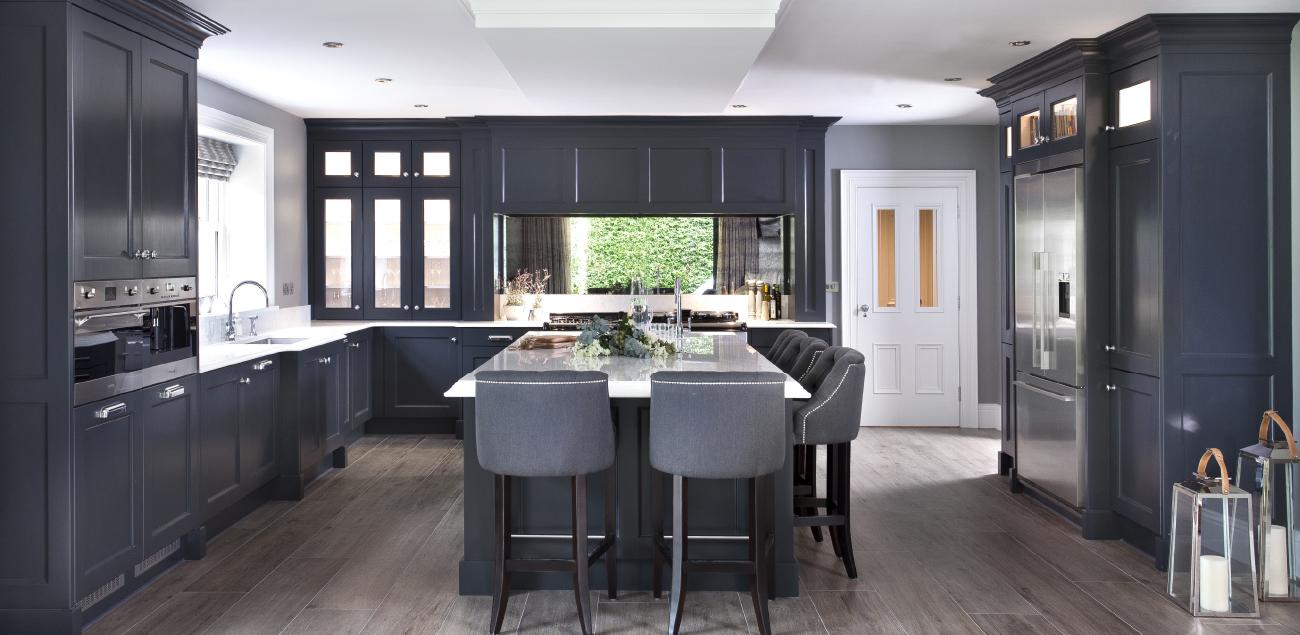 greenhill kitchens county tyrone northern ireland modern classic