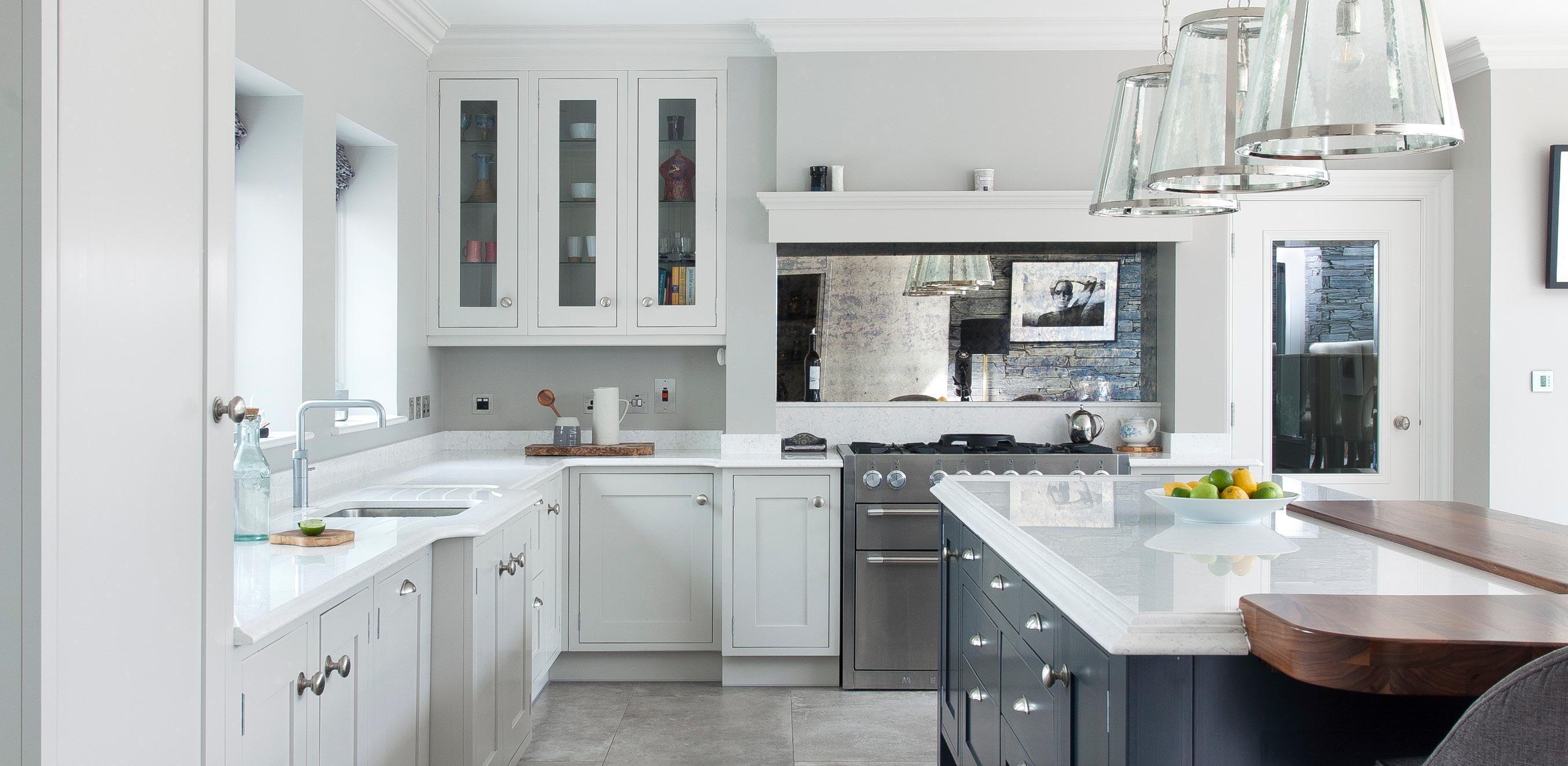 Modern Classic Kitchen greenhill kitchens, county tyrone, northern ireland » modern