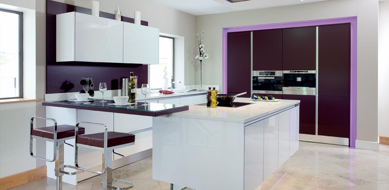 Kitchen Design Northern Ireland Greenhill Kitchens County Tyrone Northern Ireland A Contemporary