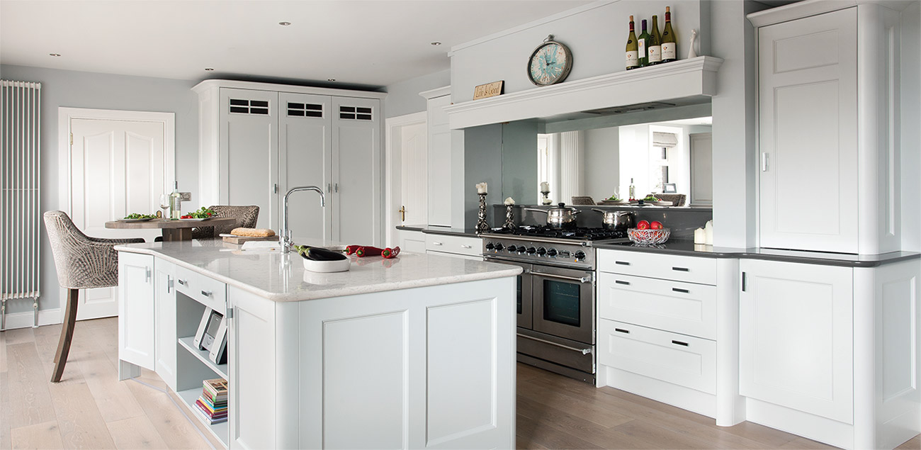 Interesting Kitchen Design Ideas Northern Ireland Range Woodbank