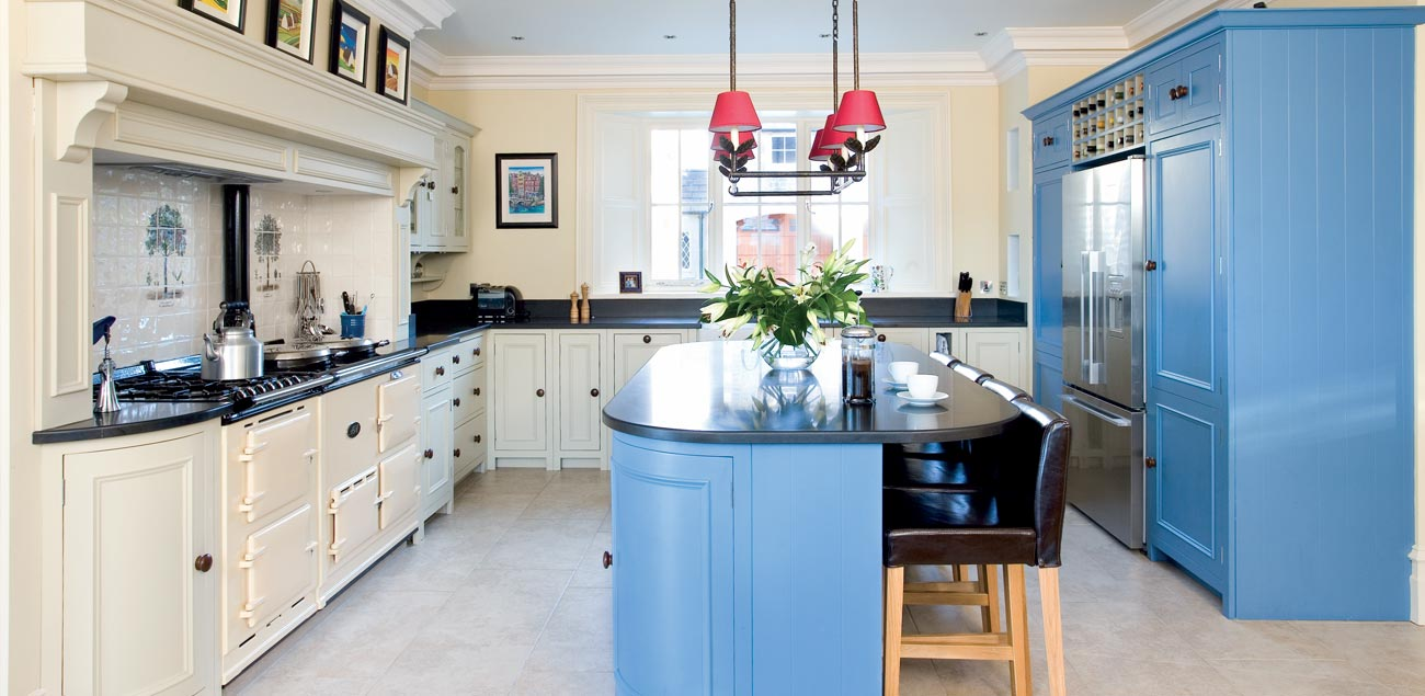 traditional kitchens - Traditional Kitchen