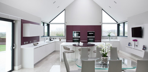 Contemporary Kitchen Magherafelt 1