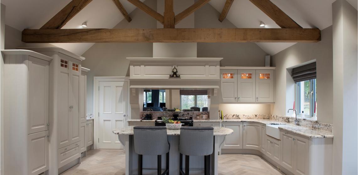Modern Classic Kitchen, Eniskillen
