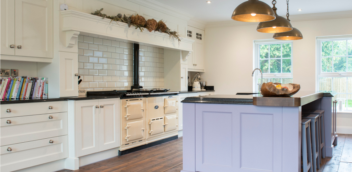 Modern Classic Kitchen, Fermanagh