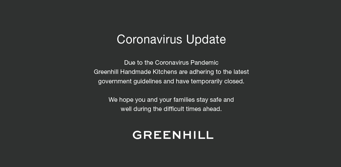 Greenhill Coronavirus Update