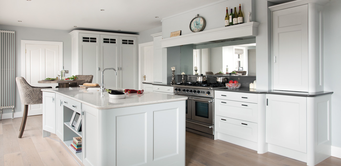 classic contemporary kitchen greenhill kitchens county tyrone northern ireland 2217