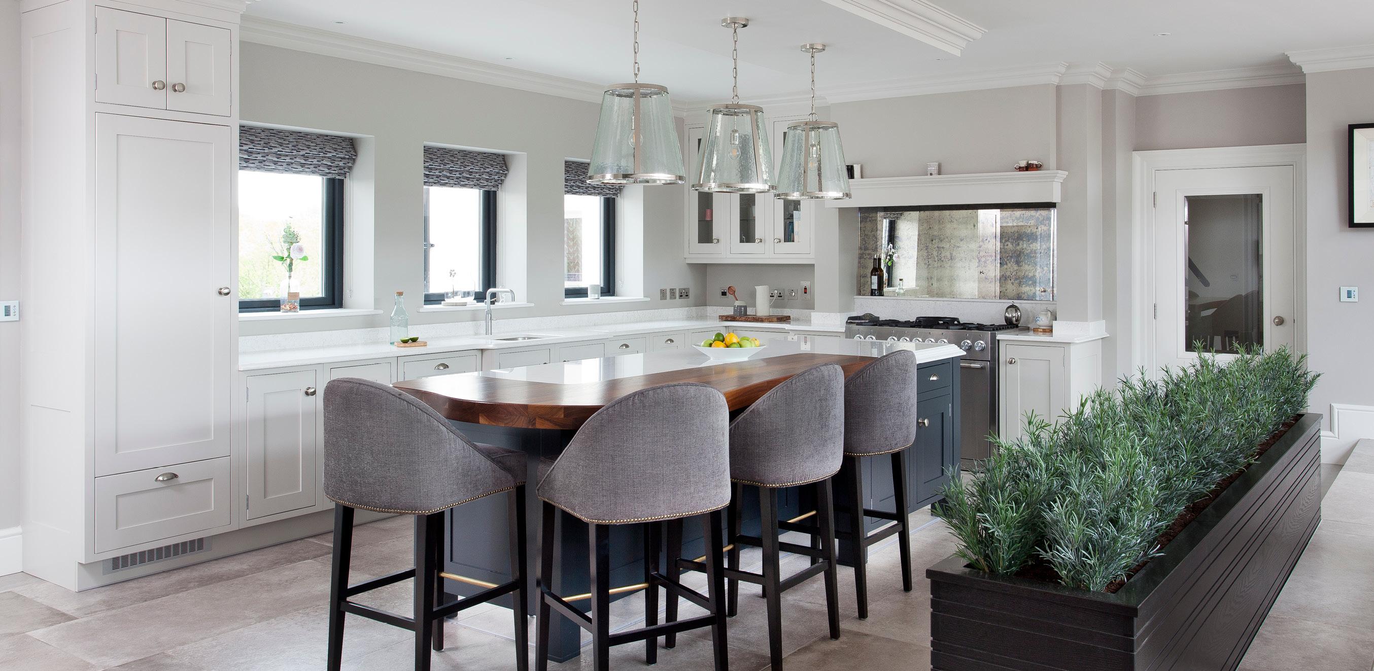 Modern Classic Kitchen, Co Fermanagh