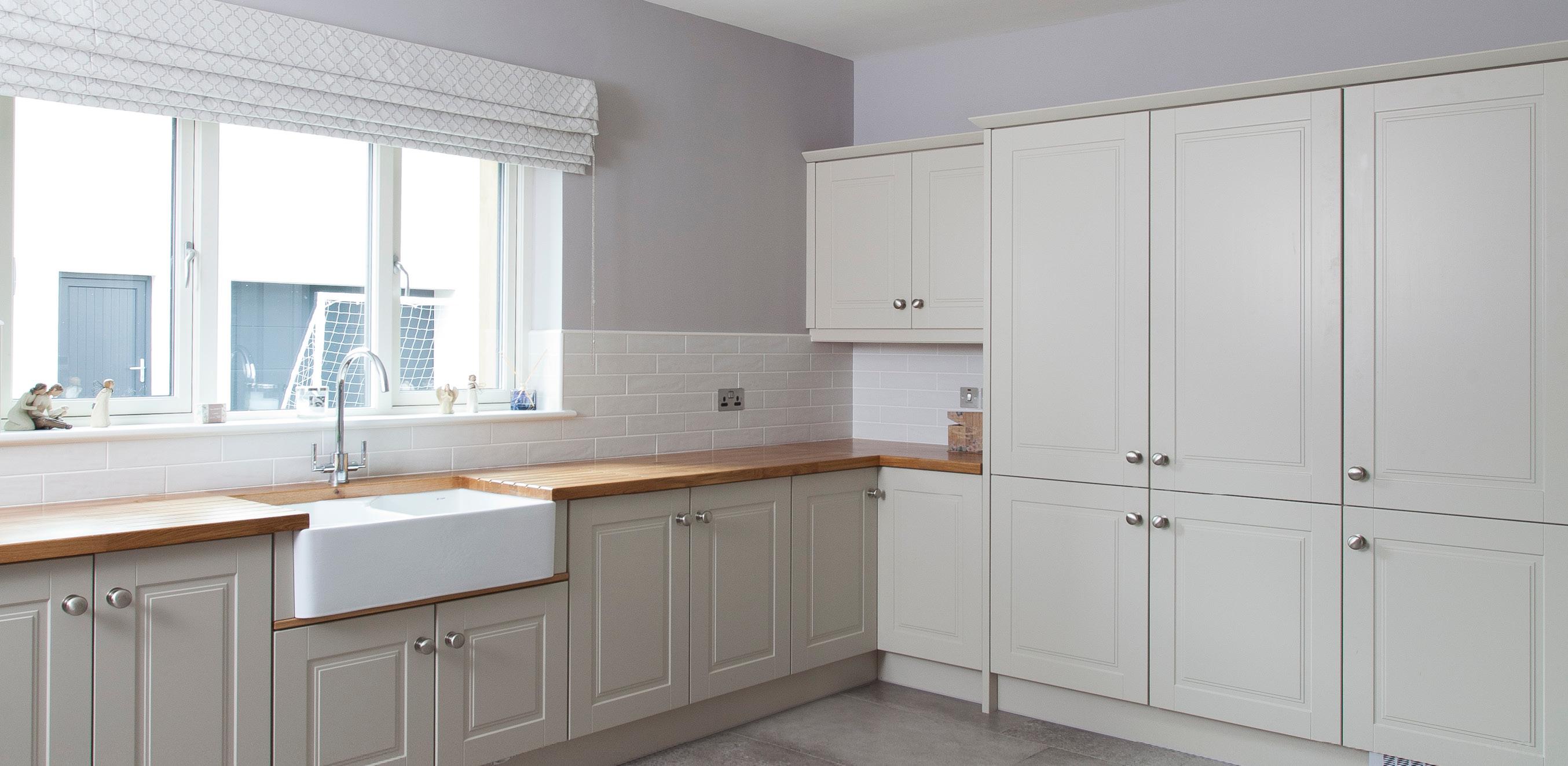Modern Classic Kitchen, Co Fermanagh  7