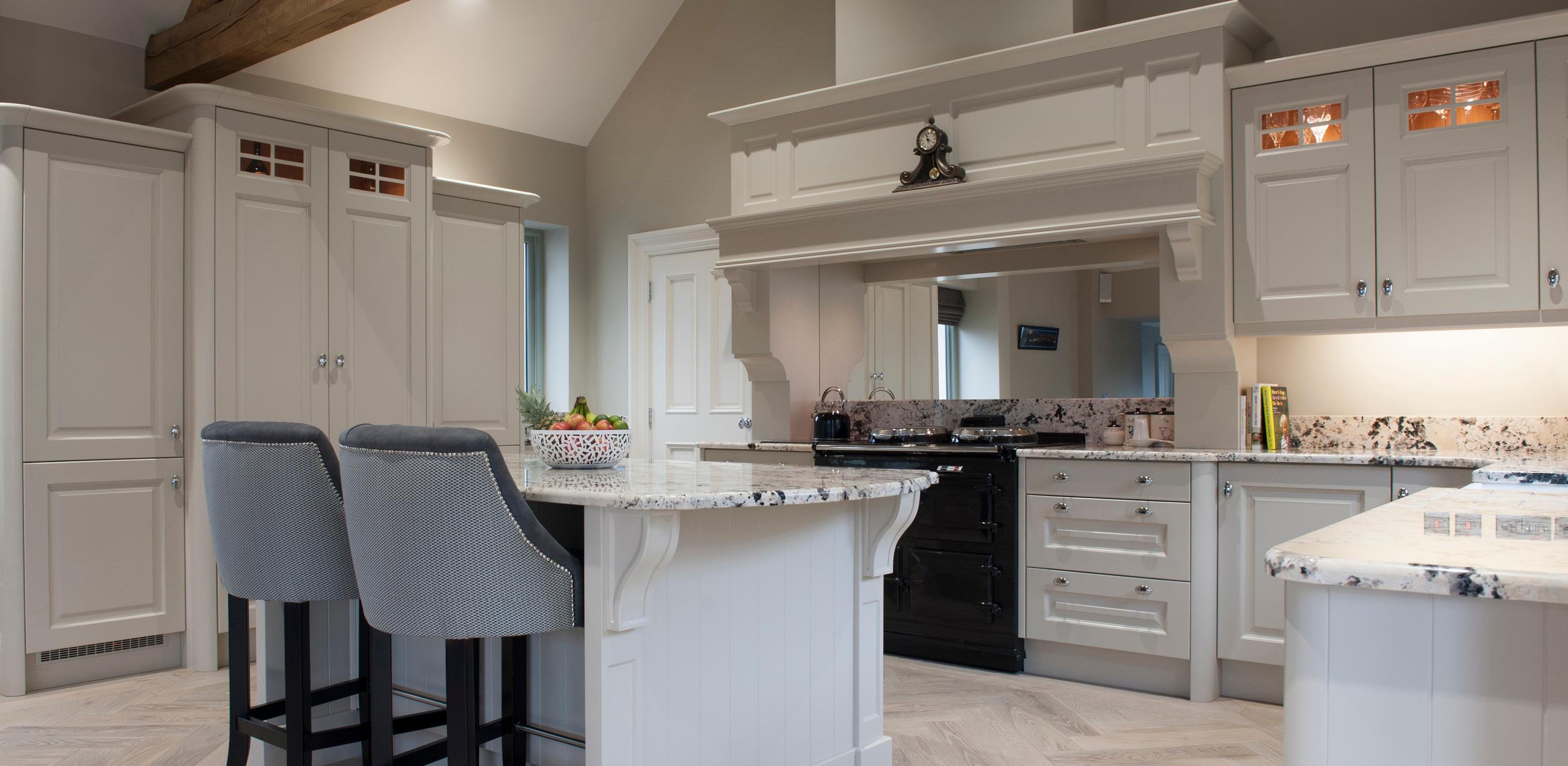 Modern Classic Kitchen, Eniskillen2