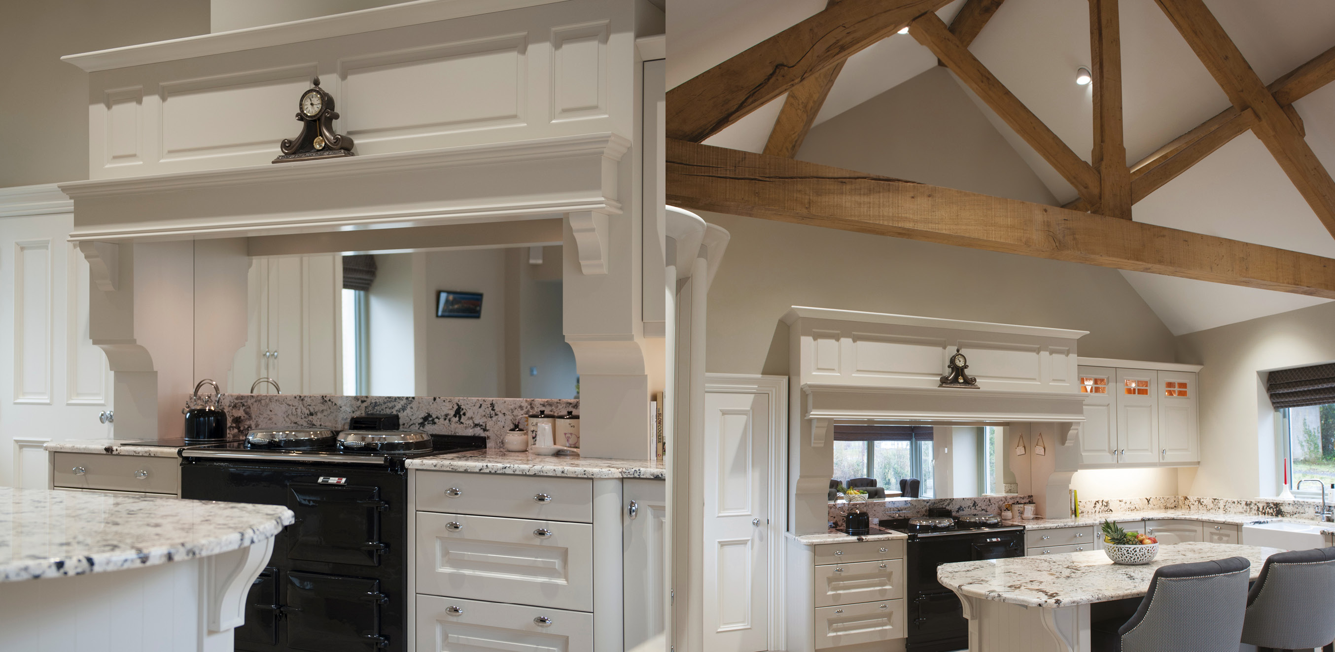 Modern Classic Kitchen, Eniskillen3