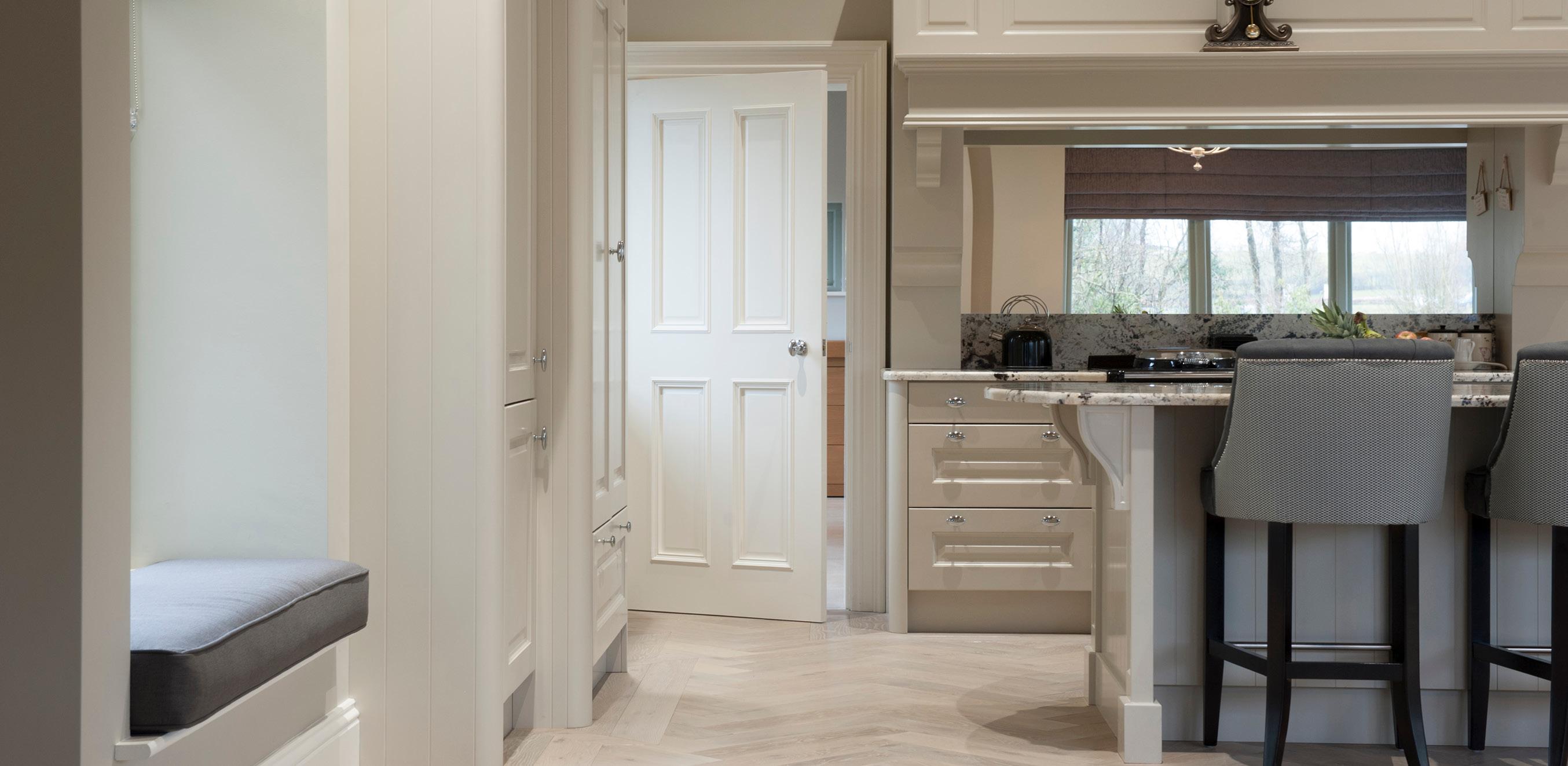 Modern Classic Kitchen, Eniskillen4
