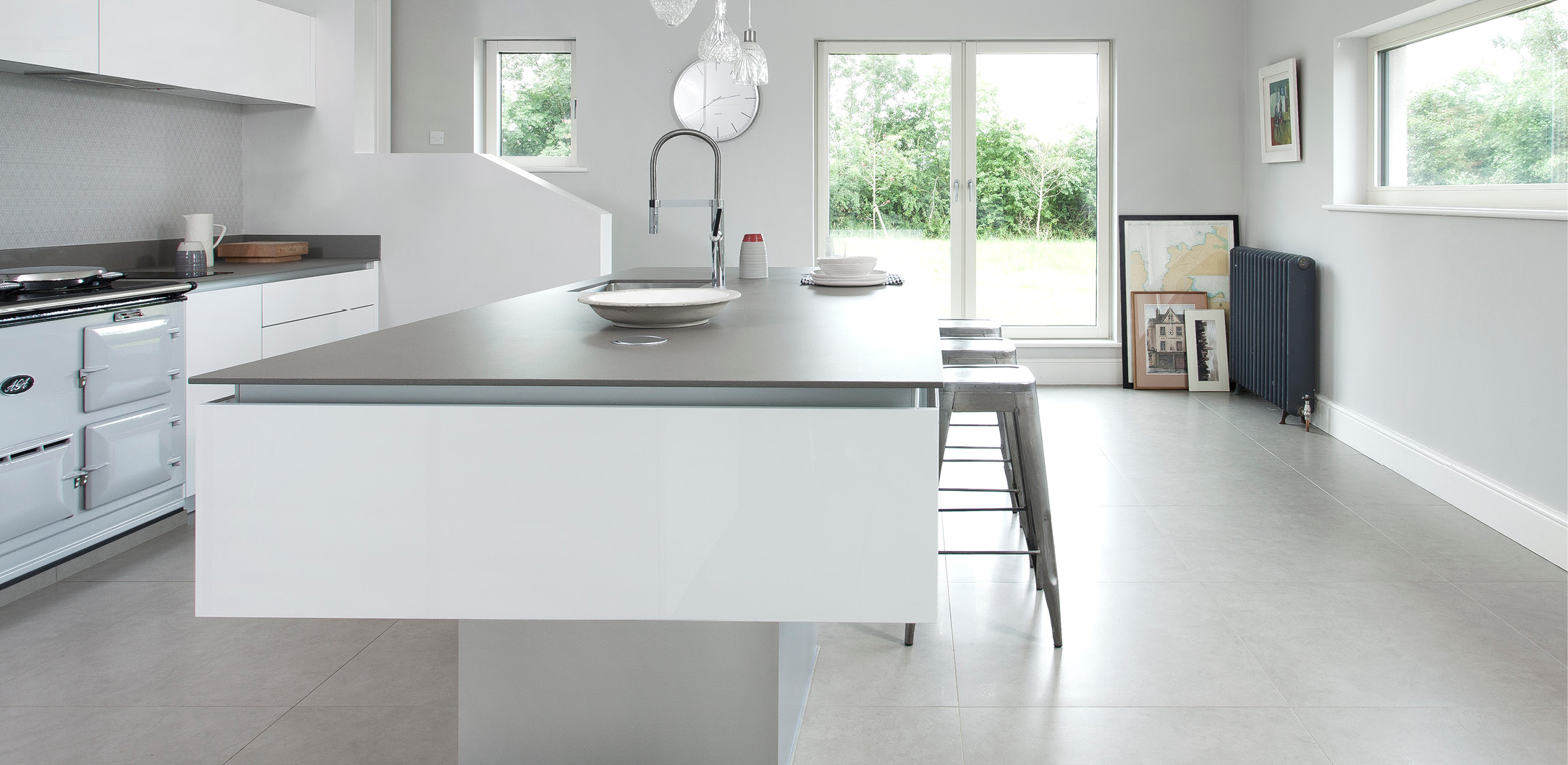 Contemporary Kitchen, Omagh2