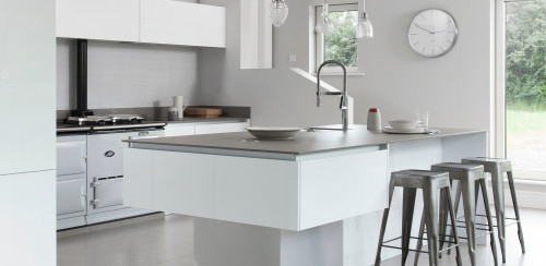 Contemporary Kitchen, Omagh3