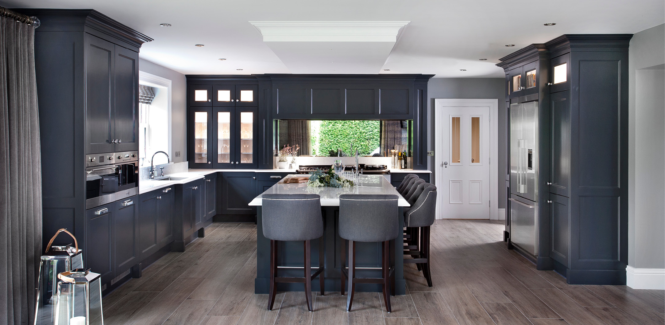 Modern Classic Kitchen, Omagh2