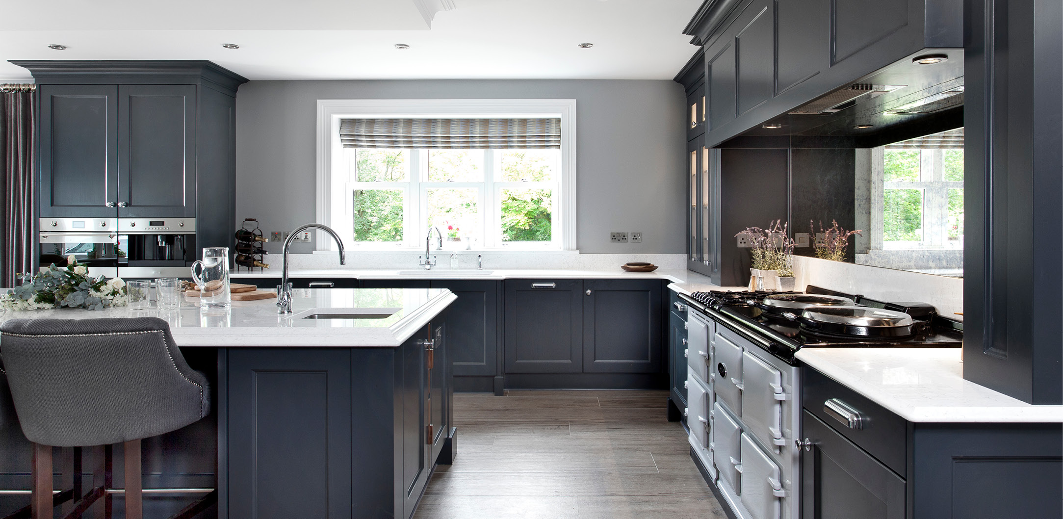 Modern Classic Kitchen, Omagh4
