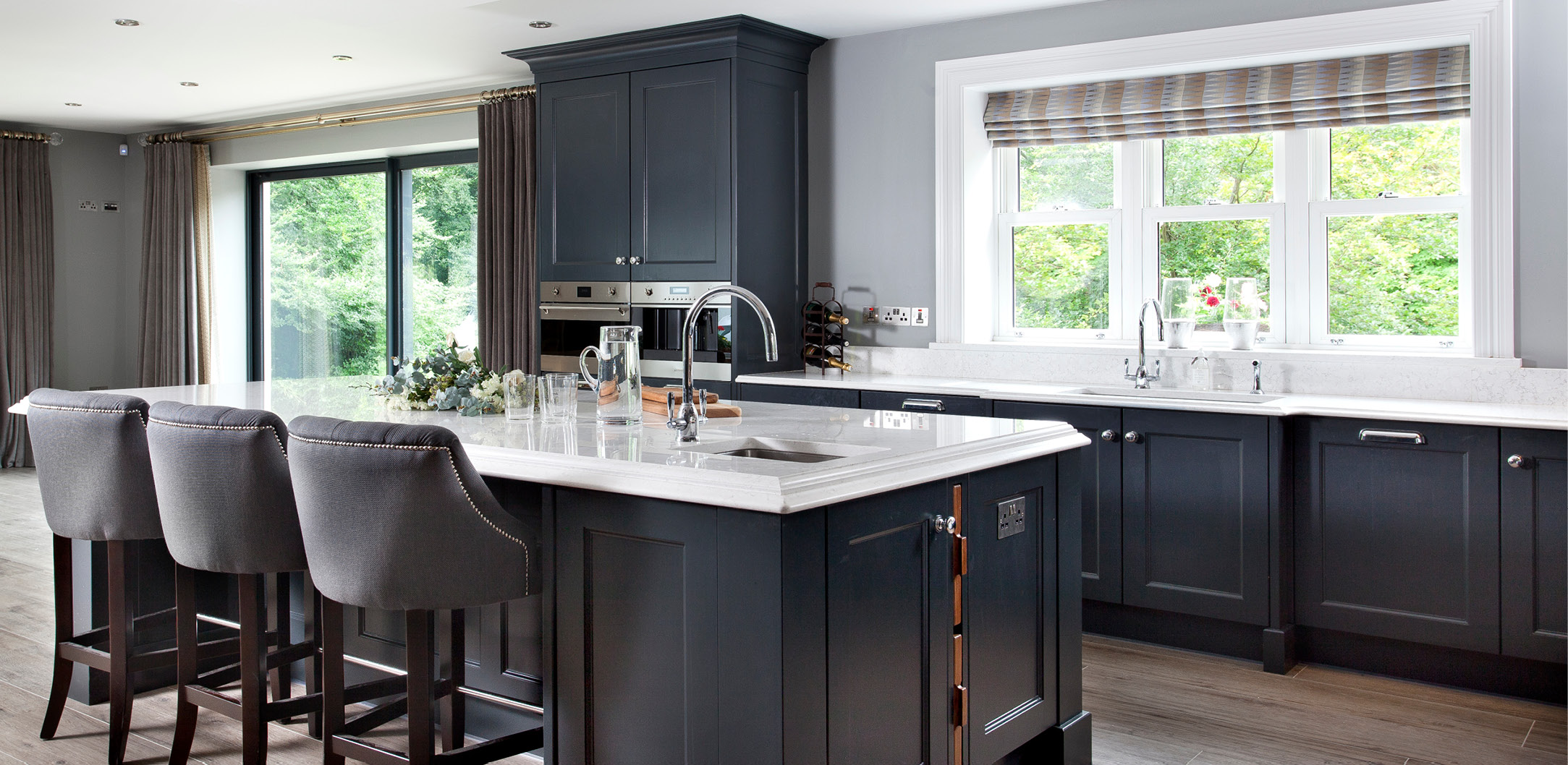 Modern Classic Kitchen, Omagh5