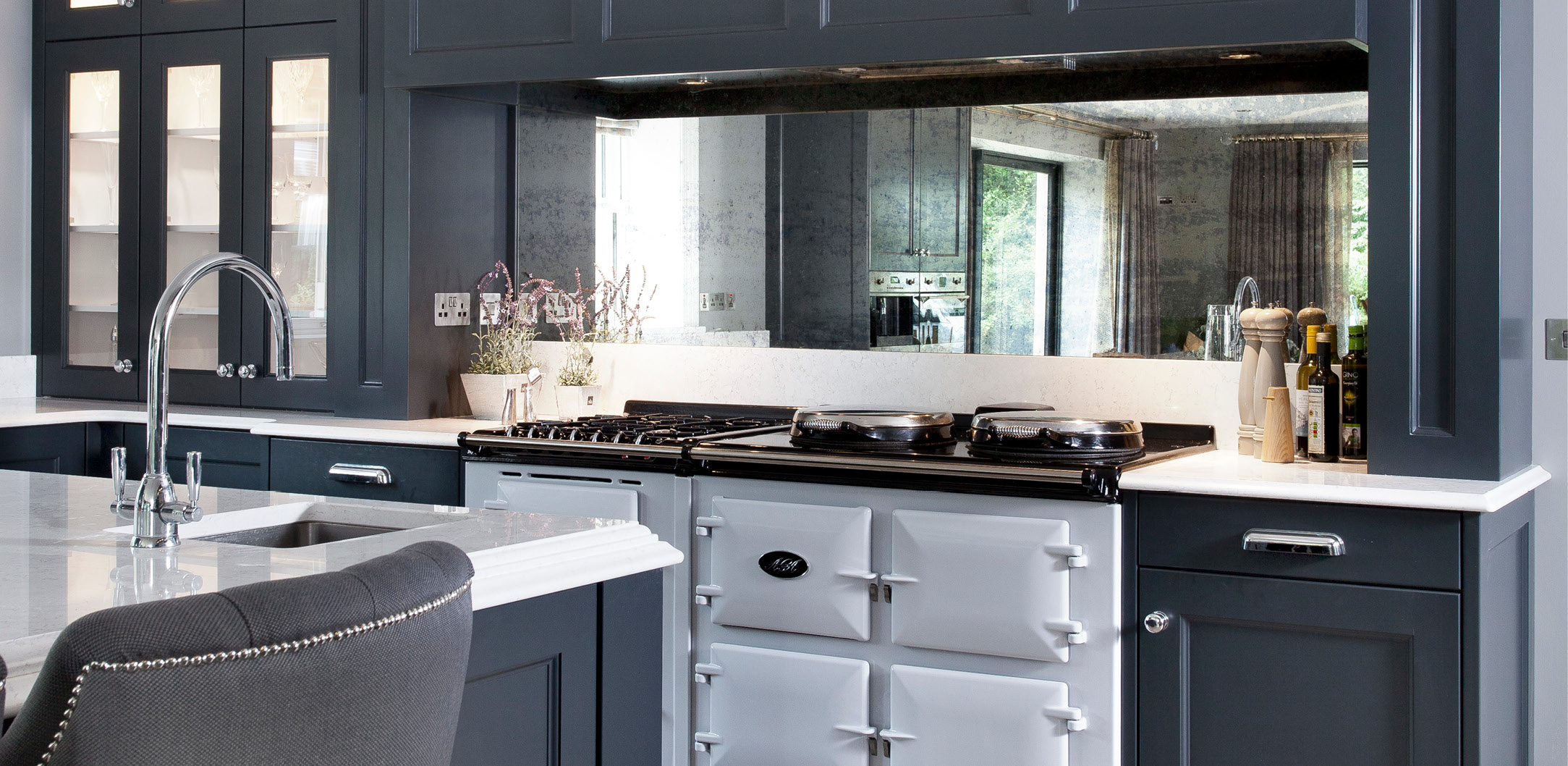 Modern Classic Kitchen, Omagh6
