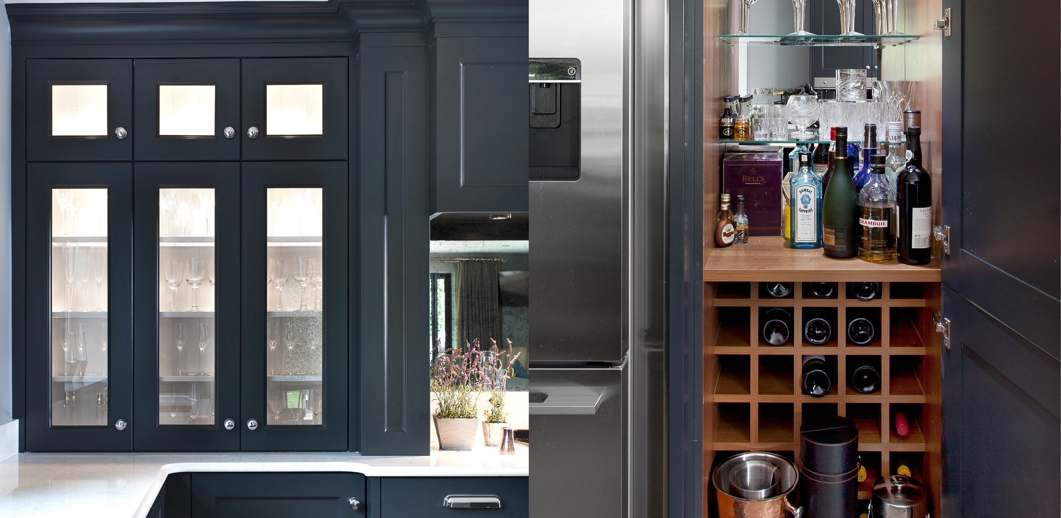 Modern Classic Kitchen, Omagh8